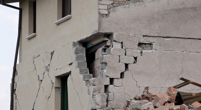 Земетресение с магнитуд 5,9 по Рихтер удари Хаити