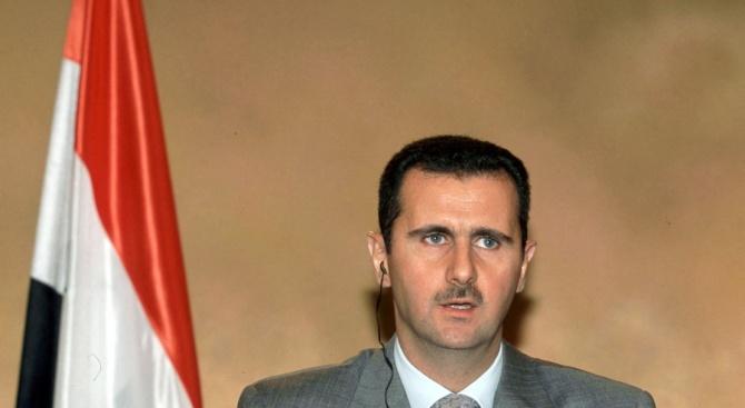 Башар Асад амнистира дезертьорите