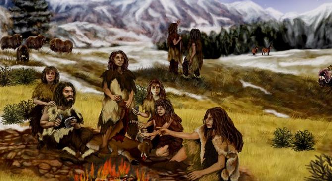 Сексът с неандерталци ни е осигурил първата защита от вируси