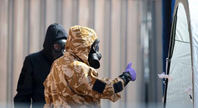 Трети руски агент замесен в отравянето на Скрипал?