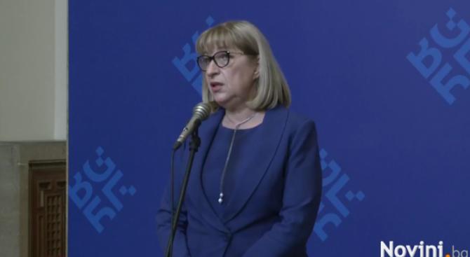 Цачева информира колегите си от ЕС за разкриването на убийството в Русе