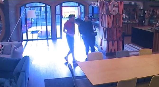 Ваня Костова се нахвърли върху Валентин Кулагин, той напусна шоуто (обновена+снимки)