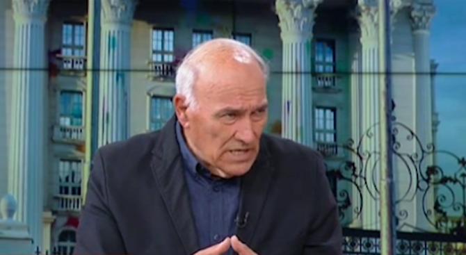 Коста Филипов с коментар за бъдещето на Македония (видео)