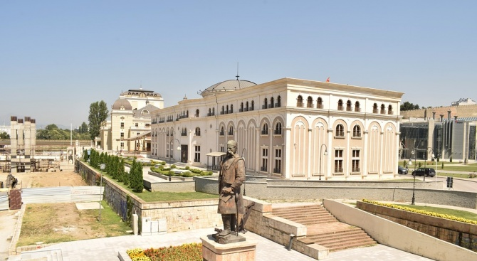 Македония започва предприсъединителни преговори с НАТО