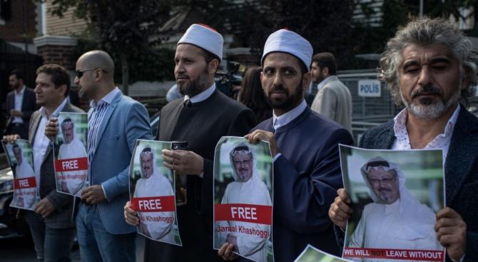 Експерт за изчвезането на журналиста Хашоги в консулството на Рияд в Истанбул: Казусът може да доведе до тежки последици