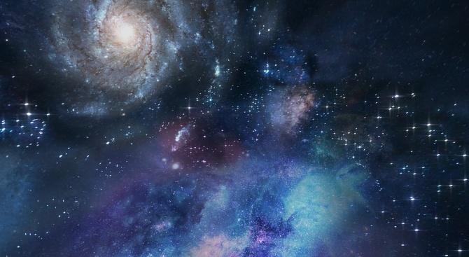 Астрономи откриха взривяващи се златни звезди
