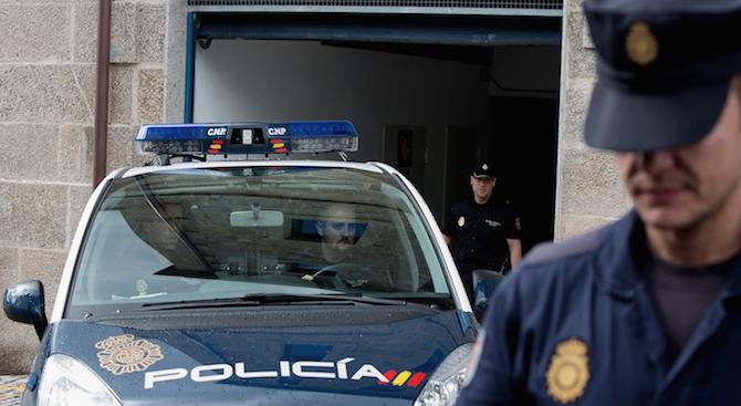 В Испания заловиха български автокрадец