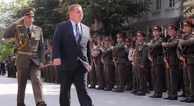 Каракачанов не вижда опасност от разпадане на коалицията