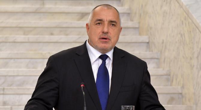Бойко Борисов поздрави българските лекари по случай професионалния им празник