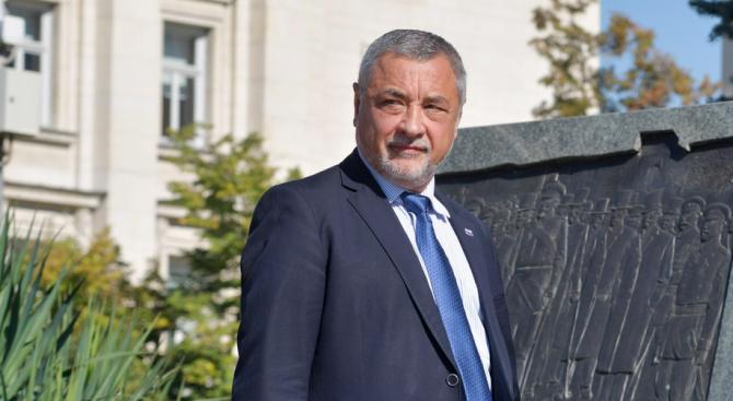 Единна народна партия: Г-н Борисов, уволнете Симеонов веднага! (видео)