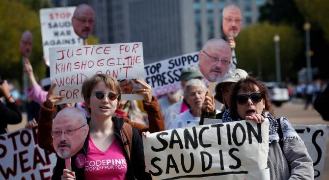"""""""Репортери без граници"""" за убийството на Джамал Хашоги: Всеки компромис със Саудитска Арабия ще означава да се даде """"разрешение за убиване"""""""