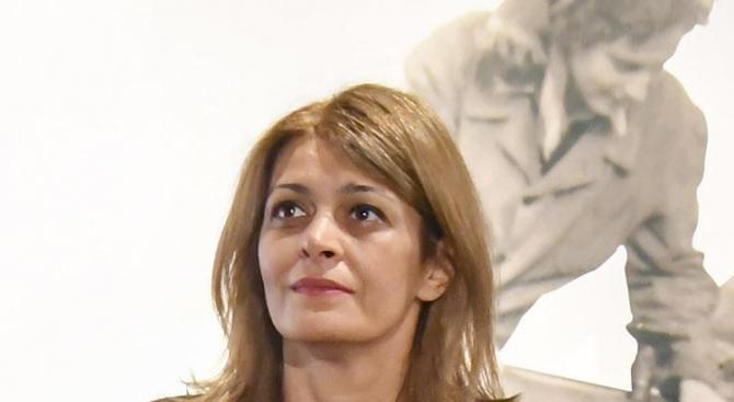 Десислава Радева: Репликата на Валери Симеонов е позор