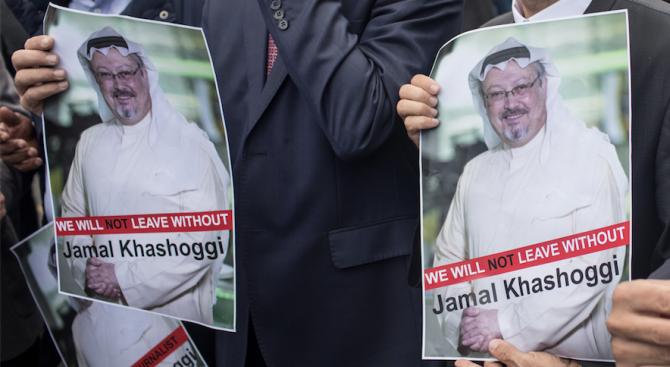 Европейският парламент единодушно  осъди убийството  на Хашоги