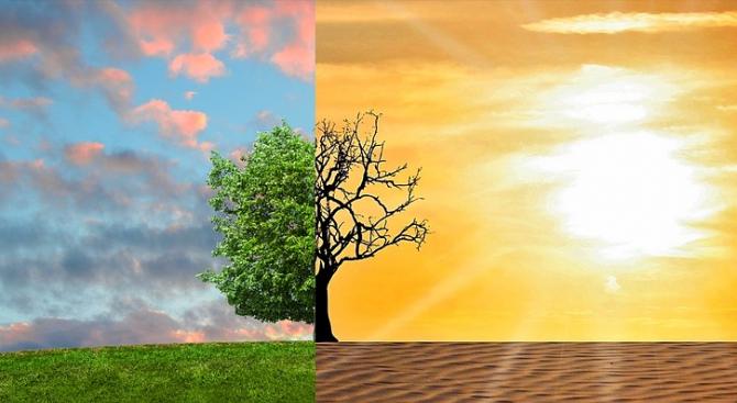 Учени идентифицираха опасно последствие от климатична катастрофа
