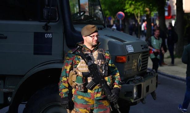 Белгийски полицаи хванаха най-тъпите обирджии в страната