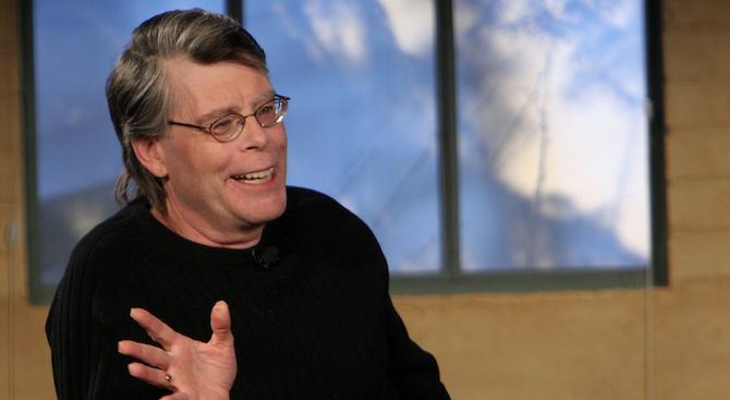 Стивън Кинг продаде за 1 долар правата за екранизация на свой разказ