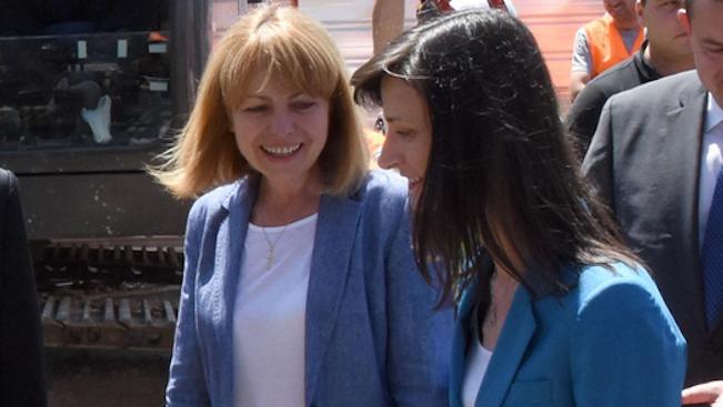 Мария Габриел и Йорданка Фандъкова ще открият конференция за дигитализацията