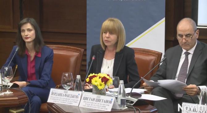 Фандъкова: Младите и образованите хора са най-важният ресурс на страната (видео)
