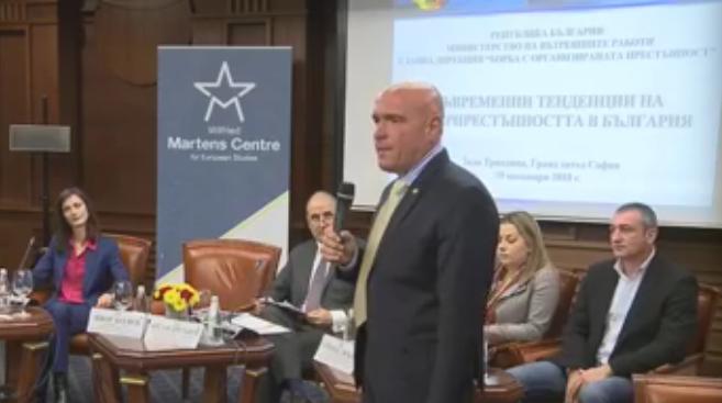Явор Колев: Киберпрестъпленията са трансгранични (видео)