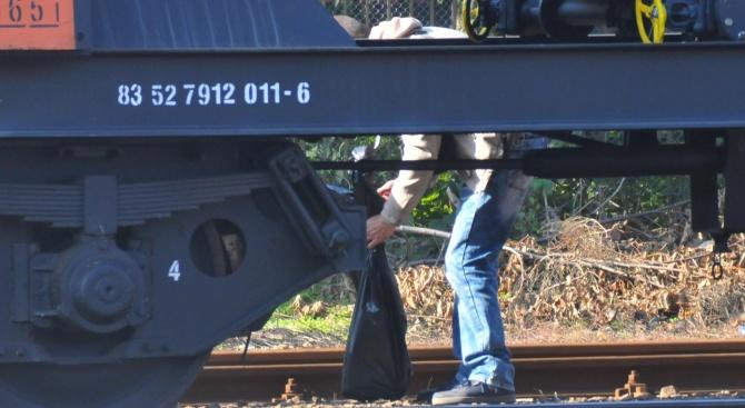 Влак прегази дете в Русе