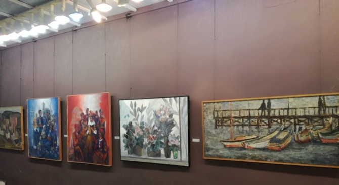 В Плевен се открива традиционният есенен салон на художниците