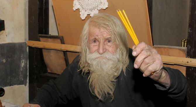 Споменът за дядо Добри оживява във филмова лента