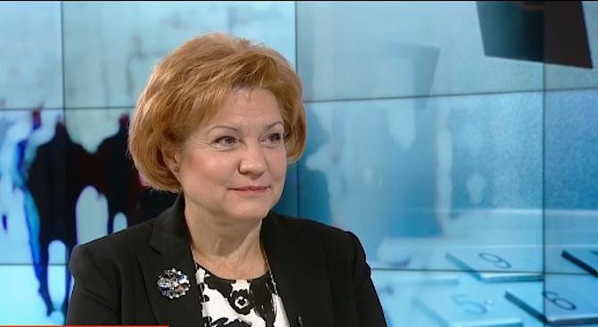 Менда Стоянова: Икономиката на България расте (видео)