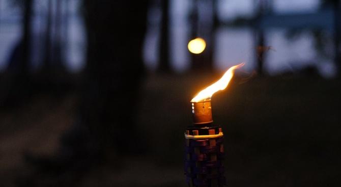 С факелно шествие в Пазарджик честват Деня на Народните будители