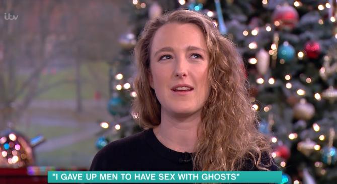 Британка се сгоди за полтъргайст