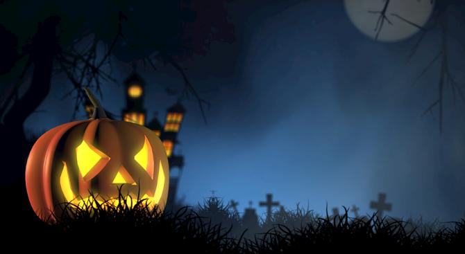 Преди фенерът за Хелоуин се е правел от ряпа, не от тиква
