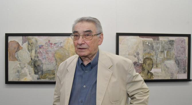 Колекцията на Светлин Русев стана повод за напрежение между интелектуалци и неговите наследници