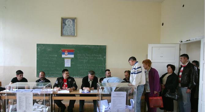 """На избори в Сърбия обиждали на """"цигани и българи"""""""