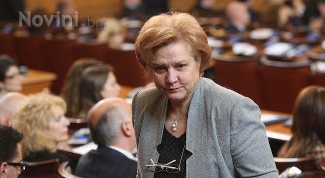 Менда Стоянова: Бюджет 2019 е един от най-добрите в последните 10 години