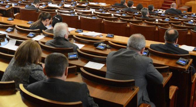 Парламентът прие промени в Закона за филмовата индустрия на първо четене
