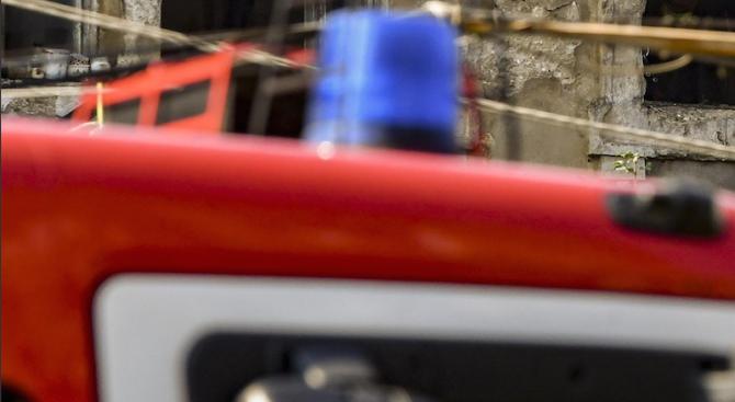 Пожар избухна в психиатричен център в Търговище