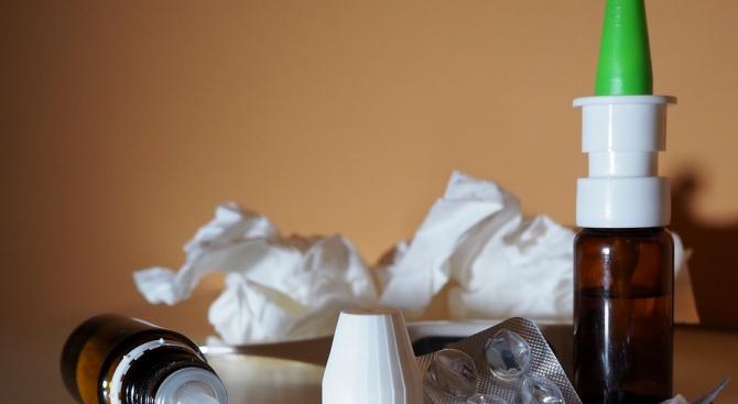 Тази година отново ваксината за грип свърши, заяви проф. Кантарджиев