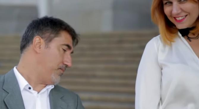 """Изтриха скандалния клип на студентската телевизия """"Алма матер"""""""