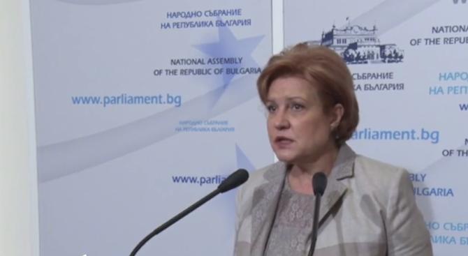 Менда Стоянова разкри ще има ли по-високи цени на застраховките (видео)
