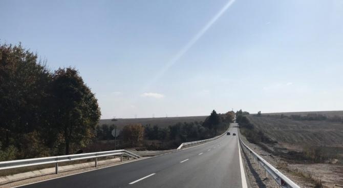 Завърши рехабилитацията на пътя Плевен - Ловеч