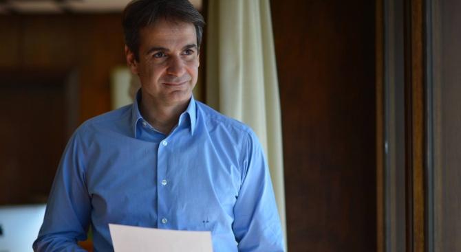 Лидерът на Нова демокрация: Гърция желае Сърбия в ЕС