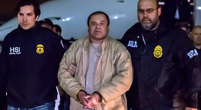 Започна процесът срещу  Ел Чапо (обновена)