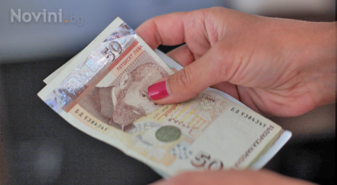 Средният осигурителен доход за страната за септември е 897,33 лева