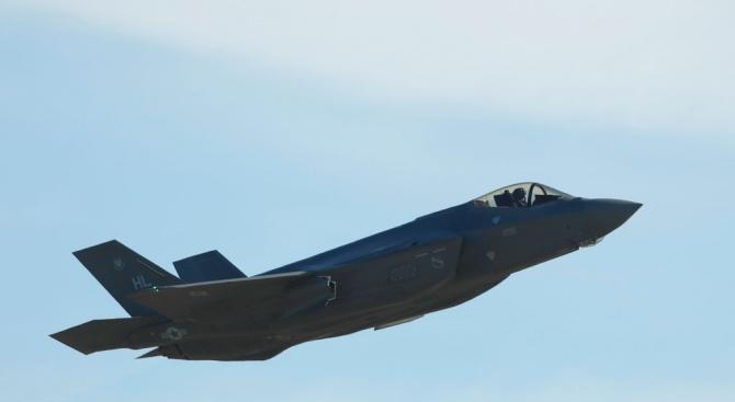 САЩ дават на Белгия 500 млн. евро отстъпка при покупката на изтребители F-35