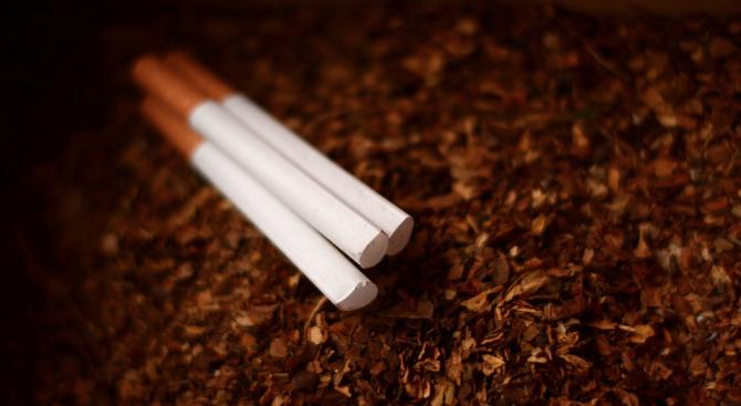 Иззеха цигари и тютюн без бандерол