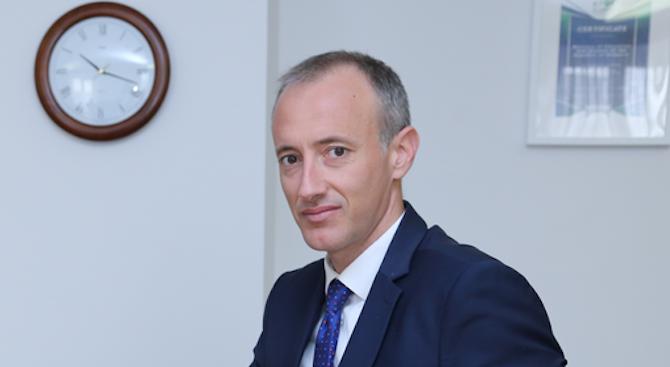 Красимир Вълчев заминава за област Шумен