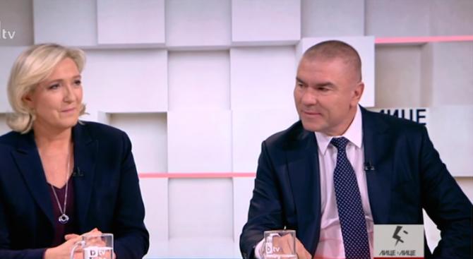 Марин Льо Пен и Марешки: Трябва да спасим Европа