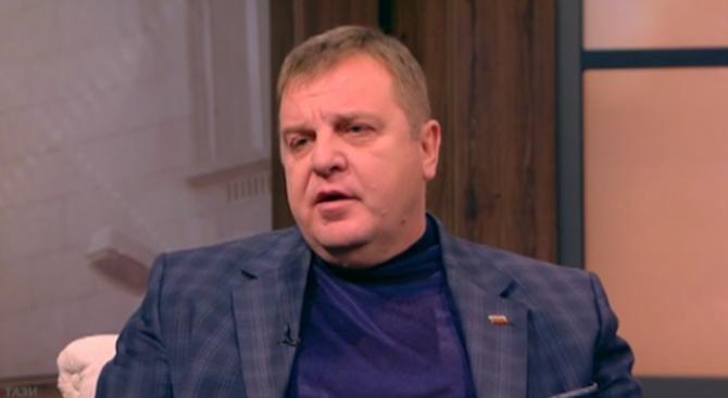Каракачанов: Новият вицепремиер трябва да бъде посочен от НФСБ (видео)