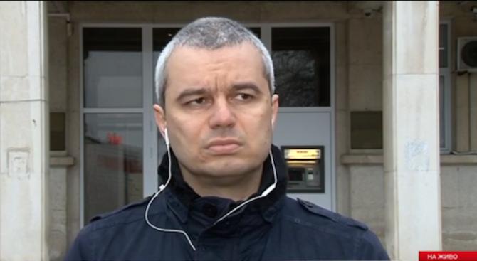 """Костадин Костадинов пред """"Новини.бг."""": ДПС и патриотите не воюват, заедно са в управлението"""