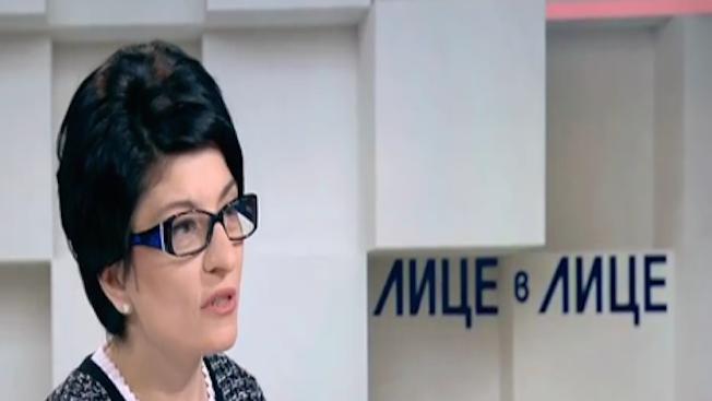 Десислава Атанасова: ОП да не се държат като тийнейджъри и да разберат, че стабилността на държавата е над всичко