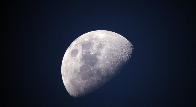 Япония ще търси водни ресурси на полюс на Луната